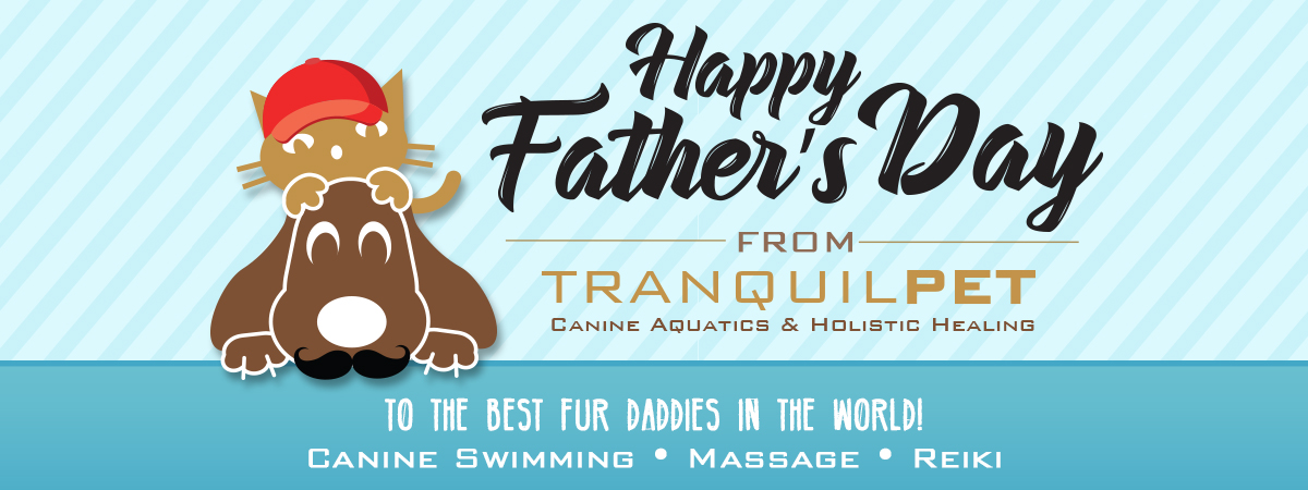 Tranquil Pet Fathers Day Promotion